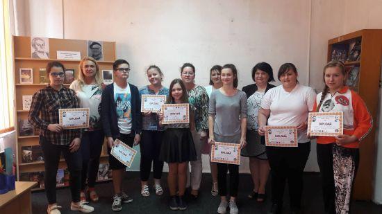 Premiile concursului  Balla- Fenyi 2017 Carei