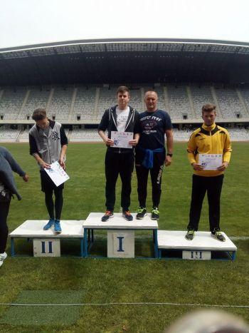Careianul Denis Ţicle calificat la Campionatul mondial de juniori 2. Şcoala careiană de atletism confirmă