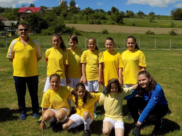 Fotbal: Victorie pentru elevele lui Nicuşor Jurj în Maramureş