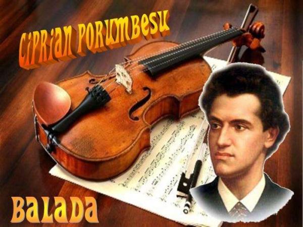 6 iunie: 134 de ani de la tragica moarte a lui Ciprian Porumbescu