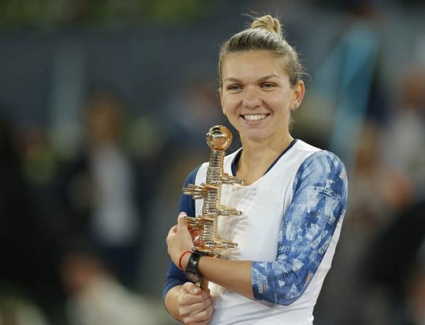 Românca Simona Halep în finala Roland Garros. Tot mai aproape de locul 1 mondial !