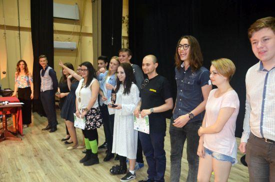 """Şase premii pentru elevii careieni la Festivalul de Teatru pentru liceeni """"Actori pentru o zi"""""""
