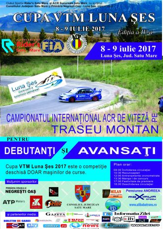 Campionat Internațional ACR de Viteză pe Traseu Montan la Luna Şes