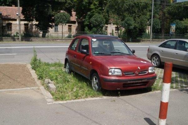 Cine şi-a pierdut sau uitat maşina pe domeniul public din Carei?