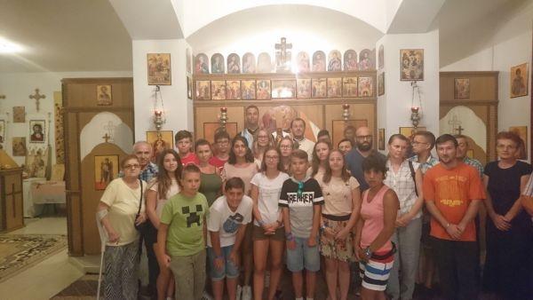 Tabăra de cultură şi spiritualitate pentru copiii românilor din Spania