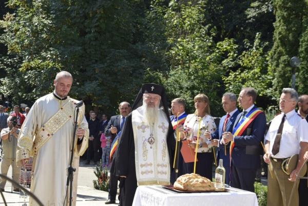 Comemorarea Voievodului Mihai Viteazul, la 416 ani de la martiriul său