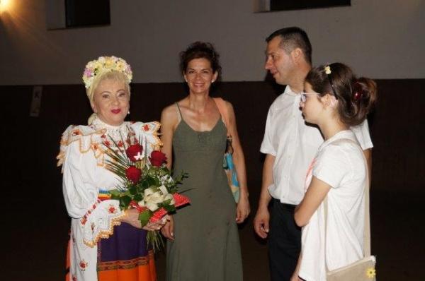 Fără concert Sava Negrean-Brudaşcu la Festivalul de Folclor al Naţionalităţilor de la Carei