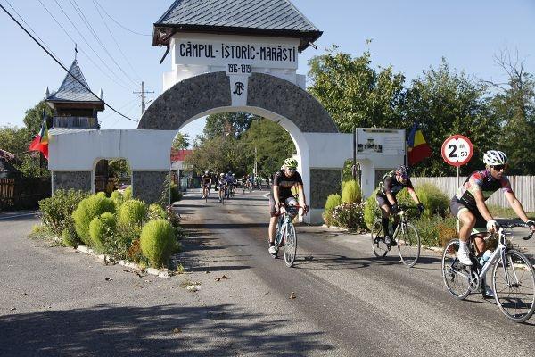 """""""Mausolee pe bicicletă"""". Eveniment dedicat Zilelor Europene ale Patrimoniului"""