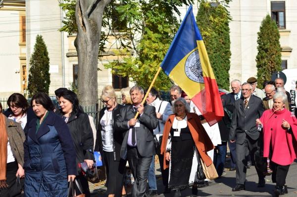 INVITAŢIE la Ziua Drapelului la Carei, municipiul în care i se interzice Asociaţiunii ASTRA amplasarea unui catarg cu tricolor românesc