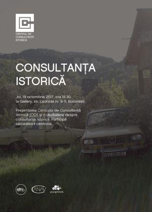 Primul Centru de Consultanţă istorică din România