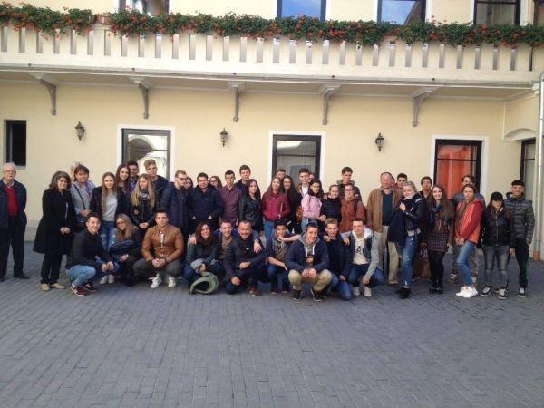 Întâlnire de proiect Erasmus la Liceul Teoretic din CAREI