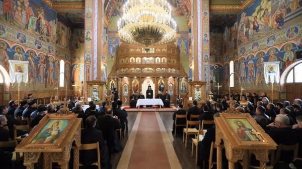 Conferinţă preoţească la Carei