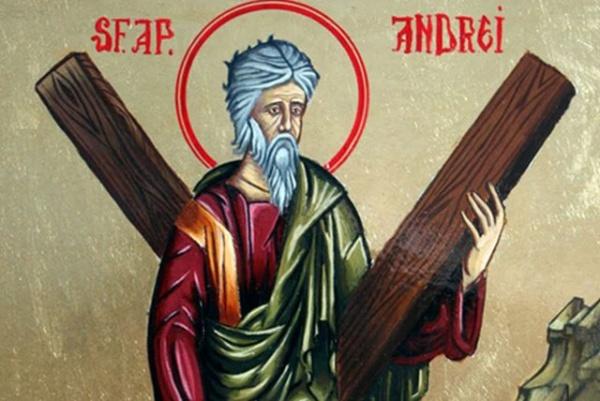 """Sfîntul Andrei a fost proclamat """"Ocrotitorul României"""""""