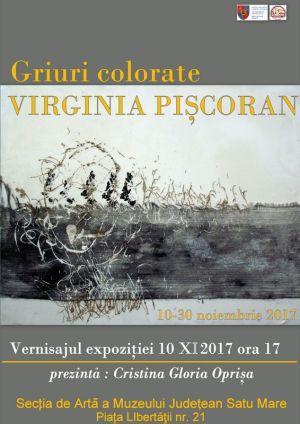 Griuri colorate – expoziţie de artă plastică