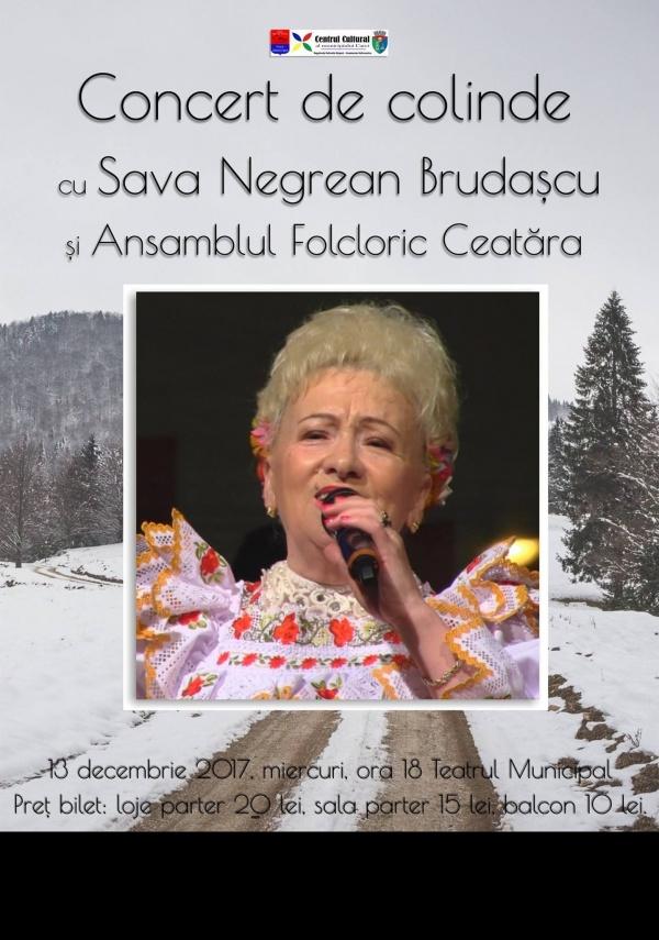 Colinde cu Sava Negrean Brudașcu la Carei
