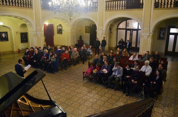 Centenar Bogáti Sándor la Carei