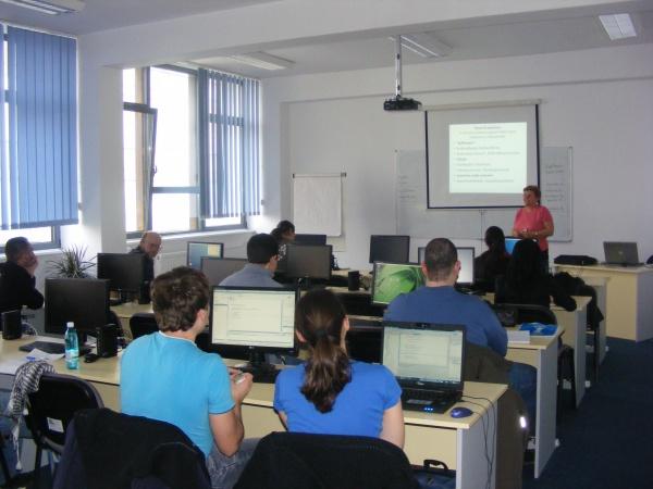 8 cursuri de formare profesională. Două la Tășnad, niciunul la Carei