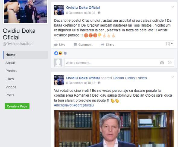 """Carei 2017. """"Cine se aseamănă se adună,,  sau asaltul asupra limbii române şi a decenţei"""