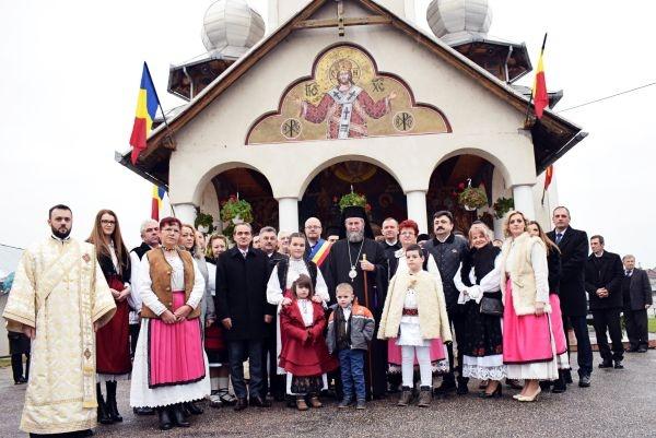 """Hramul bisericii """"Sfântul Apostol Andrei"""" din Satu Mare"""