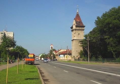Consilierii au aprobat spaţiu expoziţional gastronomic la Turnul de Apă şi dependinţele ruină din parc