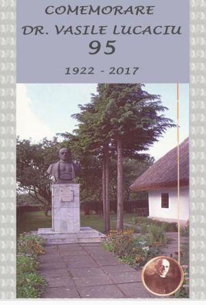 Comemorare Vasile Lucaciu la Apa