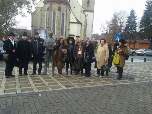 """Scriitori sătmăreni prezenți la Festivalul Internațional de Teatru și Literatură """"Liviu Rebreanu"""""""