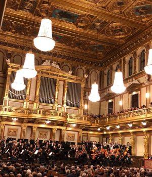 """Filarmonica de Stat """"Transilvania"""" din Cluj-Napoca a ridicat sala în picioare la Viena"""