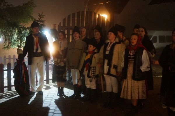 Sorcova și Plugușorul la început de AN NOU