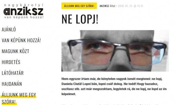 Ignoranţă sau prostie din partea unui fost consilier? Sau doar slaba înţelegere a limbii române…