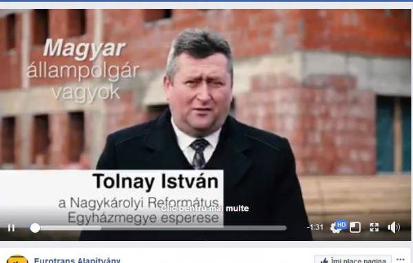 Alegeri în Ungaria. Un preot afirmă că la Carei guvernul Orban a sprijinit ridicarea unei biserici