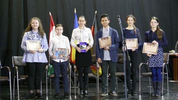 Premianţii concursului județean de recitări de la Carei