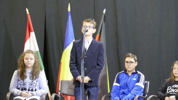 Luca Alex Rusu, singurul careian  premiat la Concursul Interjudeţean de matematică de la Târgu Mureş
