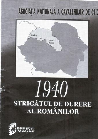 Lansare de carte în memoria foştilor refugiaţi şi deportaţi din 1940