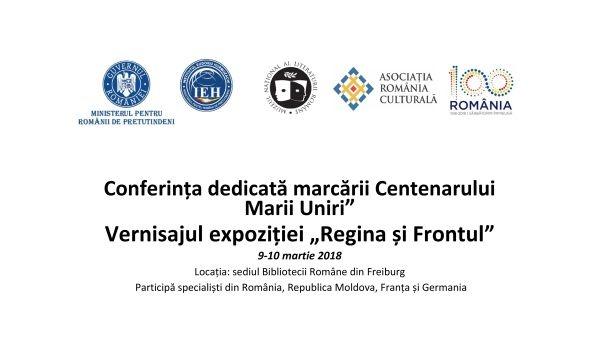 Românii din Freiburg vor sărbători Centenarul Marii Uniri