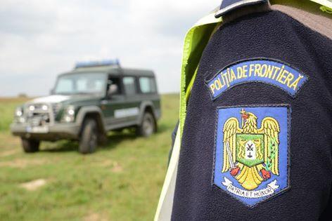 Poliţiştii de frontieră sunt la datorie