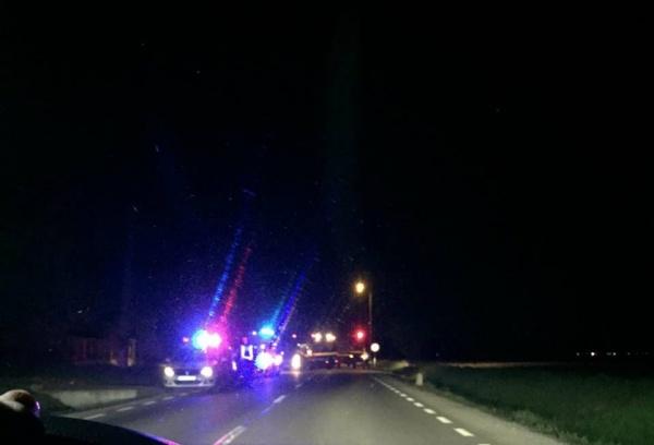 Un nou accident mortal pe segmentul de drum Carei-Petreşti
