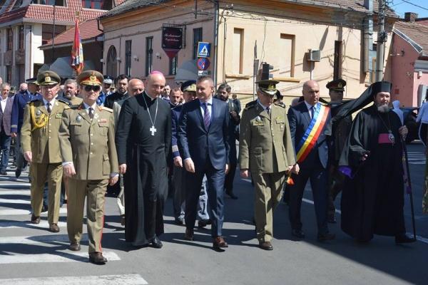ÎNCRUSTĂRI ISTORICE. 99 de ani de la eliberarea oraşului Oradea