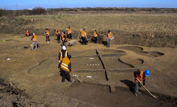 Descoperiri arheologice cu ocazia construirii la Satu Mare a șoselei de centură
