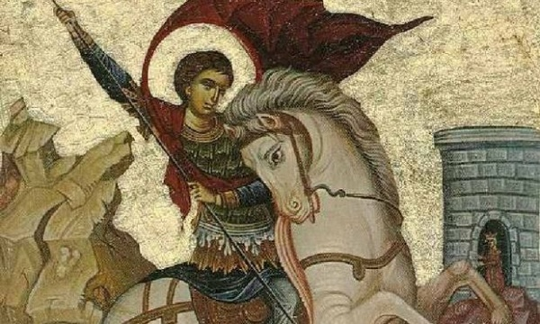 Sărbătoarea Sfântului Mare Mucenic Gheorghe – Ocrotitorul Oştirii