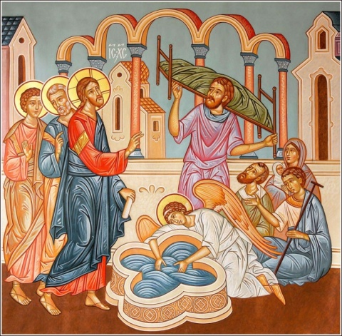 Evanghelia de Duminică: Biserica – Vitezda tămăduirii noastre Biserica