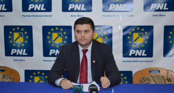Liberalul Adrian Cozma desemnat oficial candidat la președinția Consiliului Județean