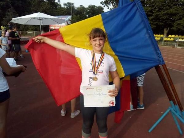 2 medalii de aur şi 3 de argint pentru 3 atleţi careieni