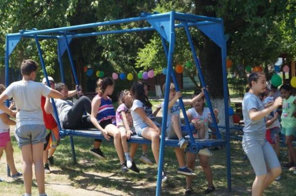 1 Iunie cu Fundaţia Maria şi Radio Transilvania
