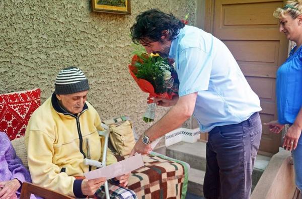 SFIDARE! Primarul datornic Kovacs nu acordă respectul cuvenit veteranilor de război