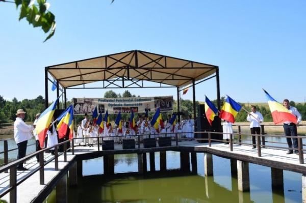 """Festivalul de Folclor de la  """"Oțeloaia"""""""