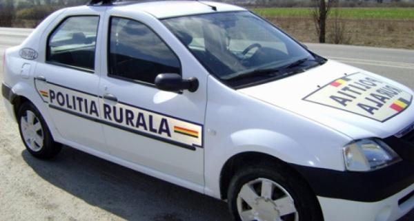 Infracțiuni rutiere constatate în flagrant delict de Secția Poliție Rurală Carei