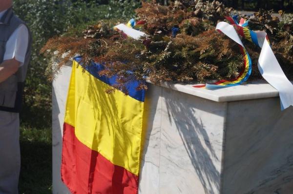 Troiţa românească din Satu Mare nu a fost încă repusă la locul ei