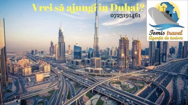 De ce să alegi Dubai ca destinaţie de vacanţă?