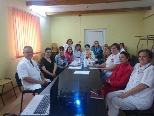 Oameni generoși sprijină Spitalul de Pneumoftiziologie Satu Mare