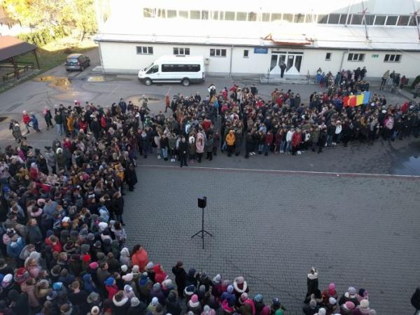 Liceul Teoretic Carei sărbătoreşte Centenarul Marii Uniri